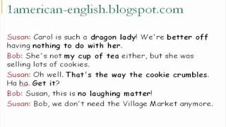 تحدث الانجليزية الأمريكية المحادثة 22