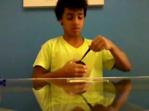 Como fazer uma arma caseira com caneta