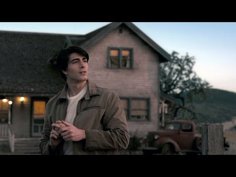 Clark Recalls His Childhood On A Farm | Superman Returns