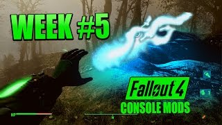 Week 5 Console Mods for Fallout 4 bring us Force Grenade, War in the Commonwealth, LK-05 Carbine and more. Fallout 4 Console Mods PLAYLIST ➤ https://www.yout...