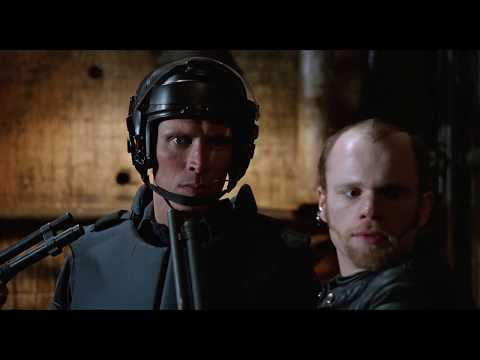 RoboCop 1987 Officer Murphy Is Killed High Quality Extended Cut