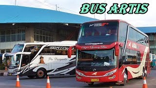 Video Deretan Bus Artis di Terminal Pulogebang MP3, 3GP, MP4, WEBM, AVI, FLV Juni 2018