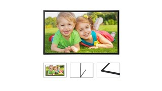 55 inch Infrared Touch Screen overlay frame for TV youtube video