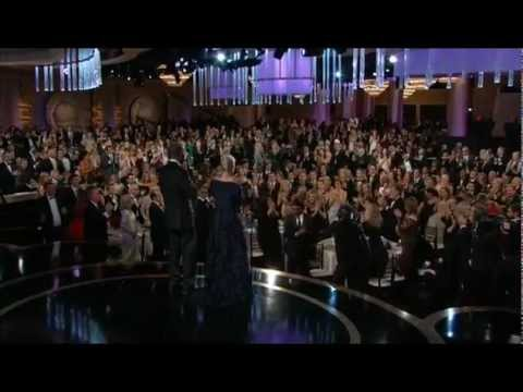 Morgan Freeman wins Cecil B DeMille Award Golden Globes 2012