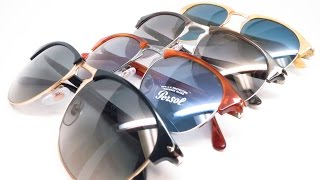 Available on our website : http://goo.gl/7RNElCA review of the Persol PO 8649S sunglasses in the following colors...1045/M3 Dark Horn with Grey Polarized Lenses95/71 Black with Dark Grey Gradient Lenses96/56 Terra Di Siena with Blue Lenses1046/S3 Light Horn with Blue Polarized LensesConnect with usFacebook : https://www.facebook.com/eyeheartshad...Instagram : https://www.instagram.com/eyeheartsha...Google + : https://plus.google.com/+EyeHeartShadesTwitter : https://twitter.com/eyeheartshadesWebsite : https://www.eyeheartshades.com/
