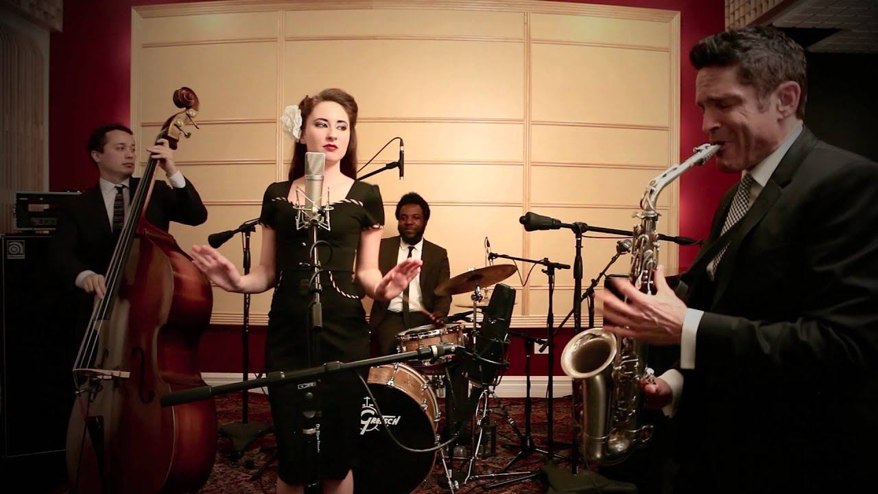 Careless Whisper – Vintage 1930's Jazz Wham! Cover ft. Dave Koz