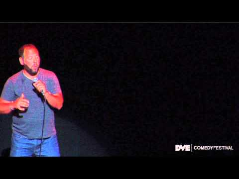 DVE Comedy Festival - Bert Kreischer - Fart in a Cup