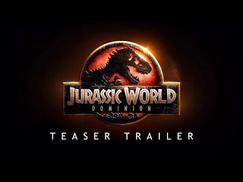 Jurassic World 3: Dominion (2021) First Look Trailer Concept - Chris Pratt, Laura Dern Movie