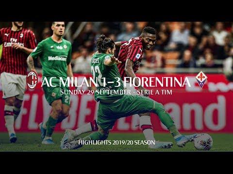 Highlights | AC Milan 1-3 Fiorentina | Matchday 6 Serie A TIM 2019/20