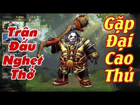[Gcaothu] Trận rank nghẹt thở khi gặp đại cao thủ - Chơi zuka nhịn nhục late game - Thời lượng: 20:21.
