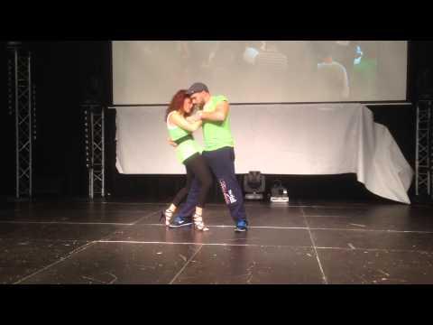 Chaves & Silvia 2014-12-11 - PARIS BACHATA FESTIVAL