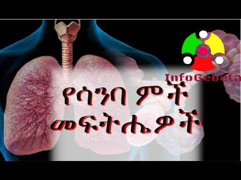 InfoGebeta Pneumonia Symptoms and Health Tips.