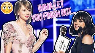 BBMA Taylor Swift FAIL - Mila Kunis Dissed Taylor Swift?!