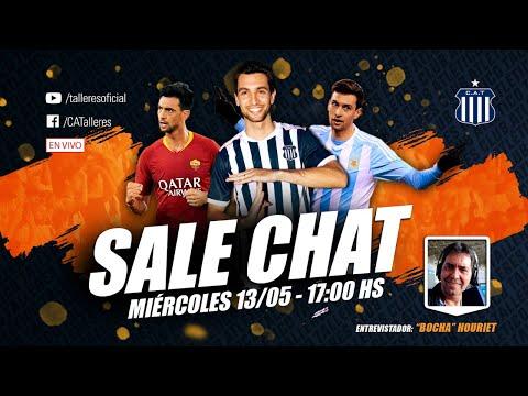 SALE CHAT - Con Javier Pastore