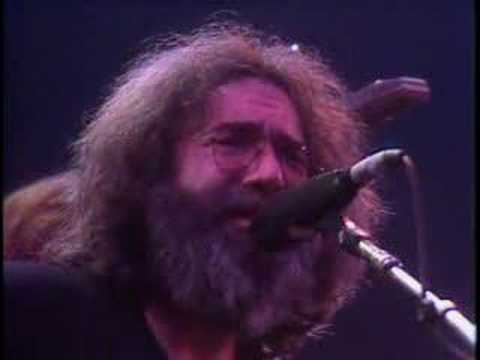 리플 - A concert of The Grateful Dead.