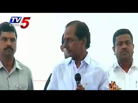 KCR to Launch CREDAI Property Show in Hyderabad : TV5 News