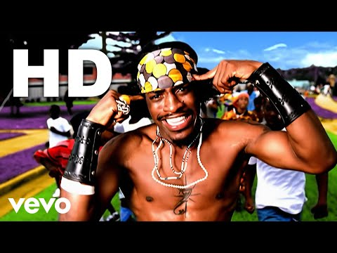 OutKast - B.O.B. (Bombs Over Baghdad) (Official Video)