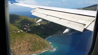 Saint Thomas U.S. Virgin Islands  city photos gallery : LANDING IN ST THOMAS US VIRGIN ISLANDS