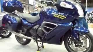 4. 2013 Triumph Trophy 1200 SE 134 Hp 209 Km/h 130 mph * see also Playlist