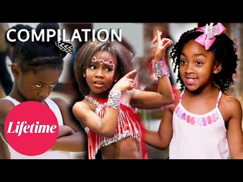 """Bring It! - """"BE READY!"""" The BABY Dancing Dolls MUST Be FEARLESS (Flashback Compilation) 