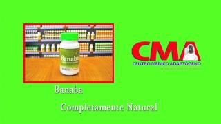 Banaba: Medicamento que regula niveles de azucar en la sangre.