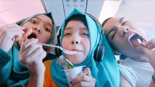 Video Naik Pesawat Cuma Untuk Makan?! - FATIMVLOG40 MP3, 3GP, MP4, WEBM, AVI, FLV Juli 2019