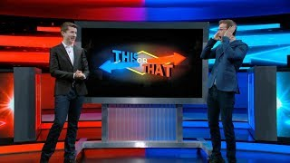 This or That: Jatt Ruins Christmas by League of Legends Esports