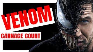 Venom (2018) Carnage Count