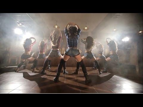 BOOTY DANCE TWERK CHOREO By Ekaterina Melnikova WESTERN IS COMING Tropkillaz Baby Baby