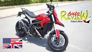 8. 2014 Ducati Hyperstrada - AutoReview - Dubai - Bike Edition (Episode 3) - [ENG]