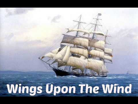 Dick Damron    WINGS UPON THE WIND