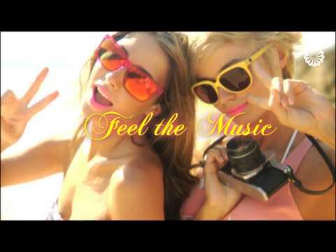 DEEP HOUSE MIX SUMMER 2014 # IBIZA #  ( Feel the Music ) VOL 10