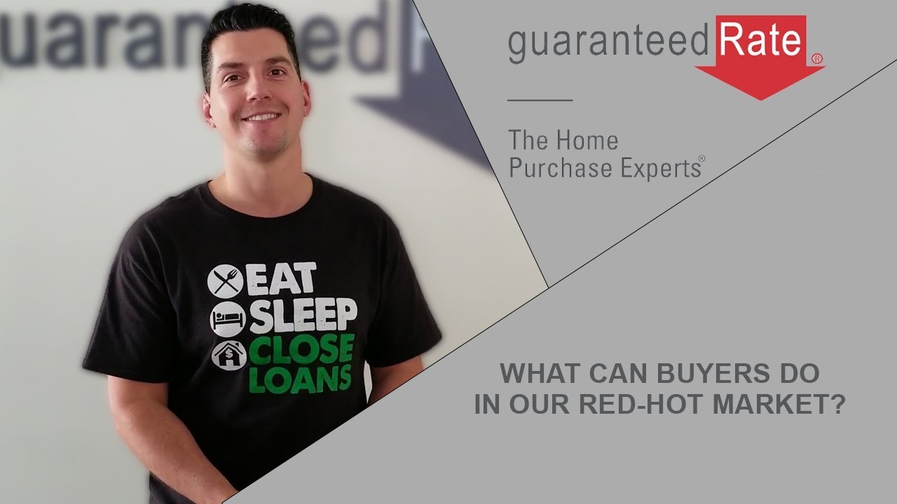 What Can Buyers Do in Our Red-Hot Market?