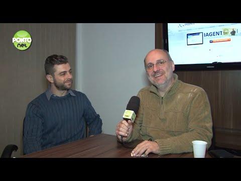 Alessandro Vieira da iAgente é entrevistado por Ricardo Orlandini