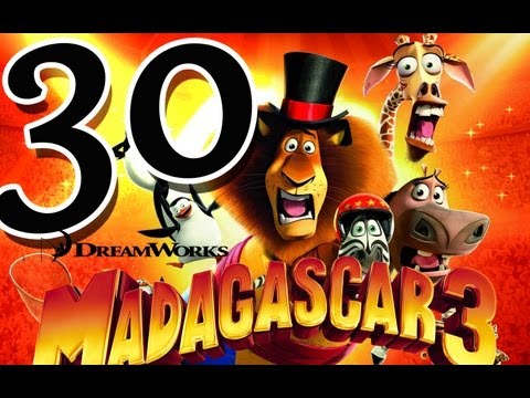 Madagascar 3: The Game (PS3) Walkthrough Part 30 (Ending)