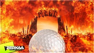 FLAMING MINIGOLF! (Golf It)