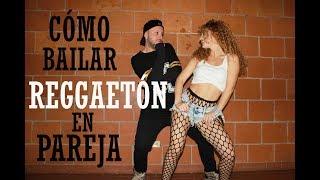 Como bailar reggaeton en pareja, pasos básicos,tutorial 1