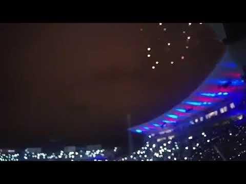 Inauguración de la nueva olla, estadio General Pablo Rojas - La Plaza y Comando - Cerro Porteño