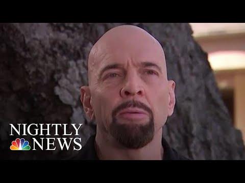 Man And Stepson John Describe Surviving Mass Shooting At California Bar | NBC Nightly News