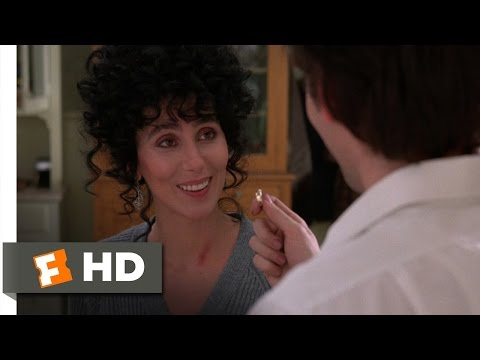 Moonstruck (11/11) Movie CLIP - Wedding Off, Wedding On (1987) HD