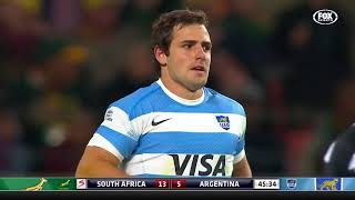 South Africa v Argentina Rugby Championship Round 1 2017 Video Highlights