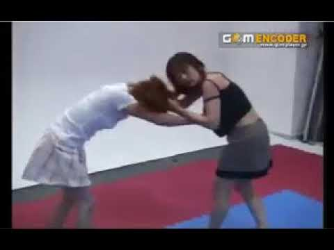 Japanese  Catfight 2 Part1