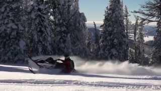 9. 2016 Yamaha Snowmobiles - Conquer Mountain
