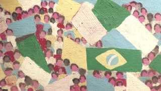 VÍDEO: Belo Horizonte recebe exposição do artista mineiro Lorenzato Amadeo