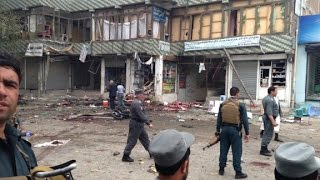 ISIS Claims Responsibility For Jalalabad Suicide Attack