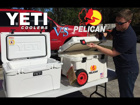 Pelican Coolers Vs Yeti, Which Cooler Holds Ice Longer? Full Review Of ProGear Elite Vs Yeti Tundra