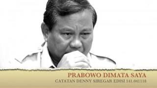 Video Denny Siregar - PRABOWO DIMATA SAYA MP3, 3GP, MP4, WEBM, AVI, FLV Desember 2018