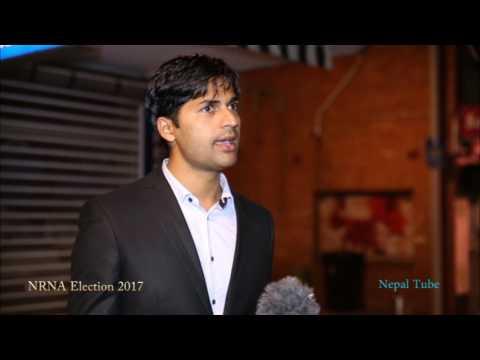 (NRNA Australia Poll Talk NCC Treasurer, Candidate Anil... 11 min)