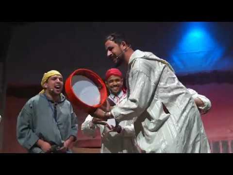 Al Mazra3a saida  أقوى مقاطع الضحك في المزرعة السعيدة  أكادير