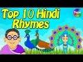 Hindi Rhymes Collection  Nani Teri Morni Ko Mor Le Gaye     Hindi Balgeet 2017 waptubes